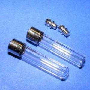 Üvegmedál (618. minta/1 db) - cső (csimbo) - Meska.hu