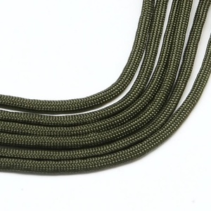 Paracord zsinór-15 (4-5 mm/1 m) - khaki - gyöngy, ékszerkellék - Meska.hu