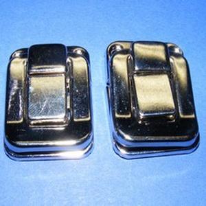 Doboz csat (10. minta/1 db) - ezüst, Csat, karika, zár, Mindenmás,  Doboz csat (10. minta) - ezüst színben  Mérete: 38x27 mm Az ár egy darab termékre vonatkozik.   , Alkotók boltja
