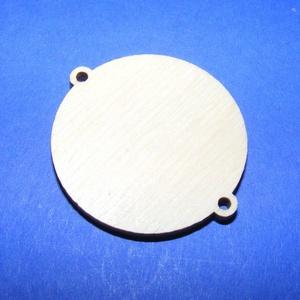Fa alap (166. minta/1 db) - két akasztós kör (� 37 mm) - Meska.hu