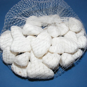 Dekorkavics fehér (300 g) - kicsi, Vegyes alapanyag, Mindenmás, \n\n\nDekorkavics fehér (300 g) - kicsi\nVegyes méretek 2-3cm\nAz ár 300 g termékre vonatkozik.\n\n\n, Meska