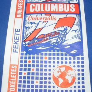 Columbus ruhafesték (5 g/1 db) - almazöld - Meska.hu