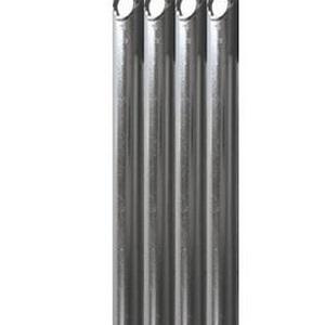 Szélcsengő rúd (4x80 mm) - tömör - Meska.hu