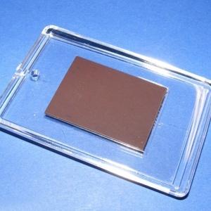 Hűtőmágnes alap (52x77 mm/1 db) - vegyes alapanyag - Meska.hu