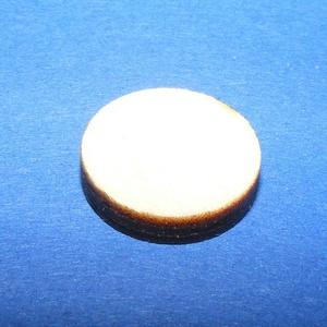 Falencse (905/FA minta/1 db) - Ø 20 mm, Cabochon, Ékszerkészítés, \nFalencse (905/FA minta) - kerek\n\nHasználható a termékeim között található medál és gyűrű alapokhoz ..., Meska