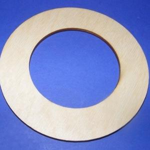 Mini fa keret (Ø 10 cm/1 db) - kerek, Fa, Egyéb fa, \nMini fa keret - kerek \n\nA keret külső mérete: Ø 100 mmA keret szélessége: 20 mmA keret vastagsága: ..., Meska