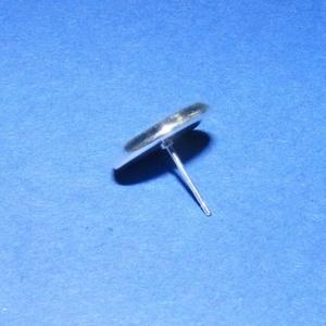 Fülbevaló alap (254/A minta/2 db) - Meska.hu