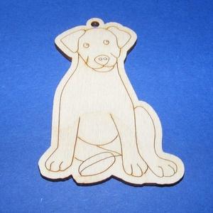 Fa alap (205. minta/1 db) - kutya, Fa, Egyéb fa, \nFa alap (205. minta) - kutya\n\nMérete: 7x4,5 cmAnyaga: natúr rétegelt lemezAnyagvastagság: 3 mm\nAz á..., Meska