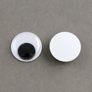 Rezgőszem (6 mm100 db) - kerek, Figurák,  Rezgőszem - ragasztható - kerek  Mérete: 6 mmMagassága: 3 mm Többféle méretben rendelhető.Az ár100 ..., Meska