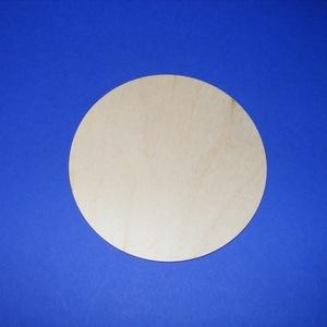 Fa alap (Ø 18 cm/1 db) - kör, Fa, Egyéb fa, Fa alap - körMérete: Ø 18 cmAnyagvastagság: 3 mmAnyaga: rétegelt lemezTöbbféle méretben és formában ..., Meska