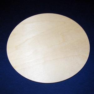 Fa alap (� 18 cm/1 db) - kör - fa - Meska.hu