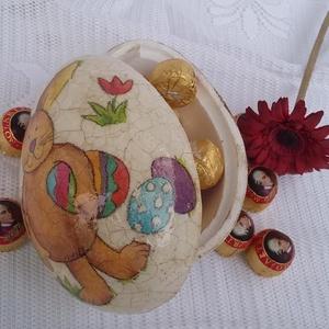 bonbon tartó tojás (csinaldmesike) - Meska.hu