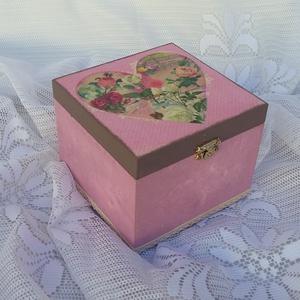 Kocka doboz (csinaldmesike) - Meska.hu