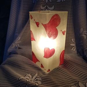 Szerelem lámpa (csinaldmesike) - Meska.hu