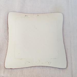 Üveg tányér (csinaldmesike) - Meska.hu
