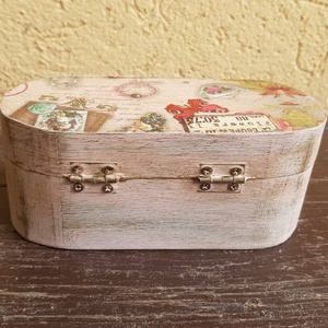 Ékszer dobozka (csinaldmesike) - Meska.hu