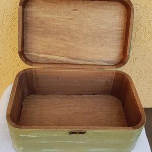 Ékszeres doboz (csinaldmesike) - Meska.hu