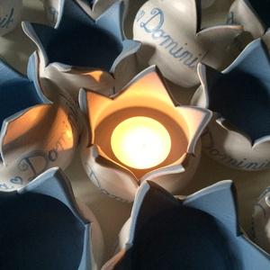 1 csomag = 30 db !!!!Köszönőajándék- virágmécses , Köszönőajándék, Emlék & Ajándék, Esküvő, Kerámia, Figyelem!!!\nEz a csomag 30 db mécsestartót tartalmaz!!!!\n1 csomag = 30 db : 35000Ft!\n\nKöszönőajándék..., Meska