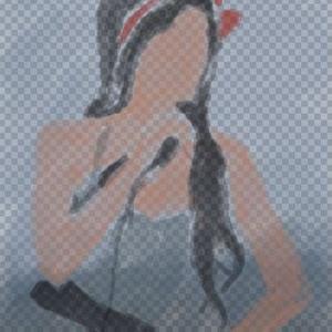 Amy Winehouse (csirimiri) - Meska.hu