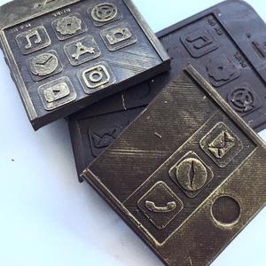 Csokoládé Telefon (CsokiCsel) - Meska.hu