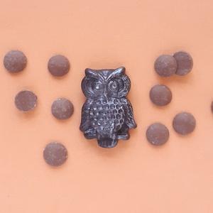 Bagoly csokiból (CsokiCsel) - Meska.hu