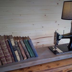 Lámpa könyvtartóval (Csopkeotthon) - Meska.hu