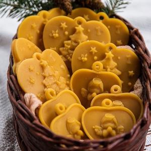 Karácsonyfadísz csomag (csutkababa) - Meska.hu