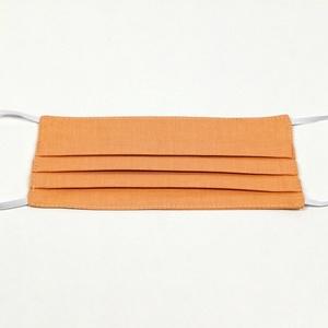 Bézs 2 rétegű pamut szájmaszk, Táska, Divat & Szépség, Szépség(ápolás), Egészségmegőrzés, Maszk, szájmaszk, Varrás, Igényesen elkészített, 2 rétegű, 100% pamut öko-textilből készült, gumis rögzítésű szájmaszk. \nA mas..., Meska