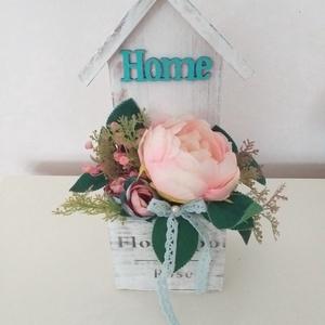 Home házikó - otthon & lakás - dekoráció - falra akasztható dekor - Meska.hu