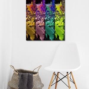 Ajtók, Otthon & Lakás, Dekoráció, Kép & Falikép, Fotó, grafika, rajz, illusztráció, Különleges hangulatú és színvilágú, saját fotóból, egyedileg szerkesztett, magas minőségű, UV álló, ..., Meska