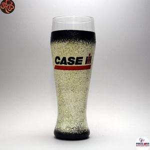 CASE IH Traktor sörös pohár ; Saját traktorod fényképével is!, Otthon & Lakás, Konyhafelszerelés, Pohár, Decoupage, transzfer és szalvétatechnika, Meska