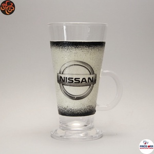 NISSAN kávés pohár, kávé imádóknak ; Saját autód fényképével is!, Otthon & Lakás, Konyhafelszerelés, Pohár, Decoupage, transzfer és szalvétatechnika, NISSAN kávés, Latte-s pohár - kávé imádóknak ( 0,26l )\n\nA saját Nissan autód fényképével is! \nAjándé..., Meska