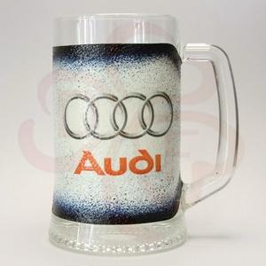 Audi söröskorsó ; Audi rajongóknak, Otthon & Lakás, Konyhafelszerelés, Pohár, Decoupage, transzfer és szalvétatechnika, Audi söröskorsó ( 0,5l ) Audi rajongóknak\n\nA saját autód fotójával is elkészítjük. \nIgazi egyedi aut..., Meska