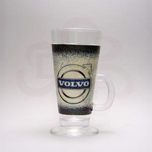 VOLVO kávés pohár, kávé imádóknak ; Saját Volvo autód fényképével is!, Otthon & Lakás, Konyhafelszerelés, Pohár, Decoupage, transzfer és szalvétatechnika, Meska