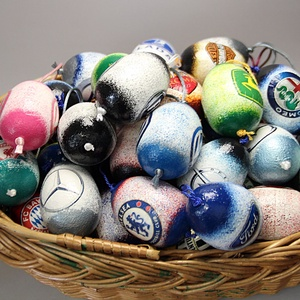 TOYOTA húsvéti tojás ; Ajándék TOYOTA rajongók részére - Meska.hu