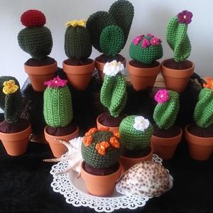 Kaktuszok (designbybercica) - Meska.hu
