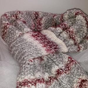 Extra puha és extra meleg sál és sapka  (designbybercica) - Meska.hu