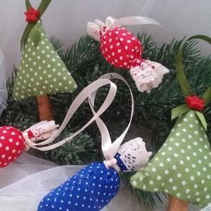 Illatos karácsonyfa díszek (designbybercica) - Meska.hu