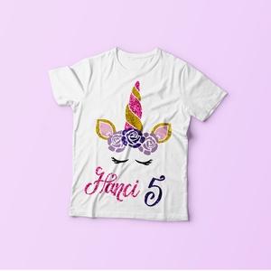 ... Unikornis póló kislányoknak 47da6a934f