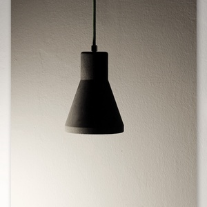 design beton függesztett lámpa IDEIGLENESEN NEM RENDELHETŐ ! (dimethm) - Meska.hu