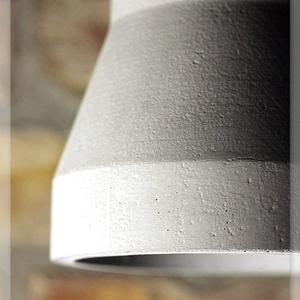 """Egyedi beton design lámpa, Otthon & lakás, Lakberendezés, Lámpa, Fali-, mennyezeti lámpa, Hangulatlámpa, Legújabb design beton lámpa """" Ego """".  Minden lámpa kézzel készül, egyedi rendelésre. A legtöbb paszt..., Meska"""