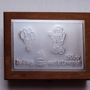Legós születésnapi dobozka = (Dobozmanufaktura) - Meska.hu