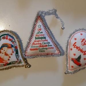 Karácsony!, Karácsony, Karácsonyi lakásdekoráció, Horgolás, Varrás, Meska