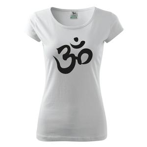 Női OM póló, Ohm, India, jóga, Yoga, shirt (DrasiShop) - Meska.hu