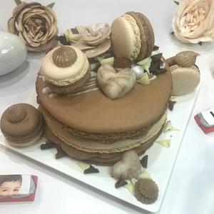 Óriás MACARON torta ♥♥, Élelmiszer, Édesség, Élelmiszer előállítás, MACARON imádóknak, születésnaposoknak, névnaposoknak... ajándékba, vagy az ünnepi asztalra... A látv..., Meska