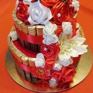 Merci torta születésnapra! (dreschereva) - Meska.hu