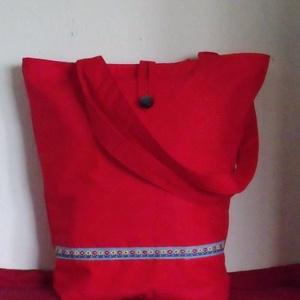 Mindkét oldalán hordható válltáska,ajándék neszesszerrel (dzsemo) - Meska.hu
