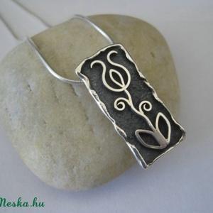 Teljesen egyedi, ezüst USB pendrive medál (egszeresz) - Meska.hu
