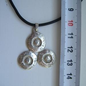 Rendelésre! Avar kori medál másolata 925-ös ezüstből (egszeresz) - Meska.hu