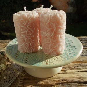 Mini tortatál (ekszerkeramia) - Meska.hu